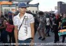 Un hombre golpea a reportero en la protesta de mujeres en CdMx y lo deja inconsciente