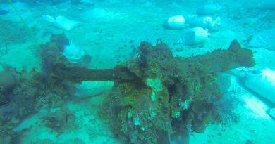 INAH dañó un barco de hace 200 años hundido en el Caribe y expulsó del proyecto al investigador que lo denunció