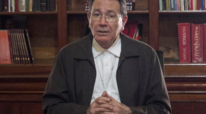 Son libres de abandonar la iglesia: Noriega