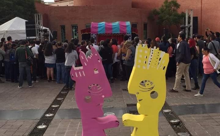 Inicia el Festival Internacional de Teatro de Calle 2019