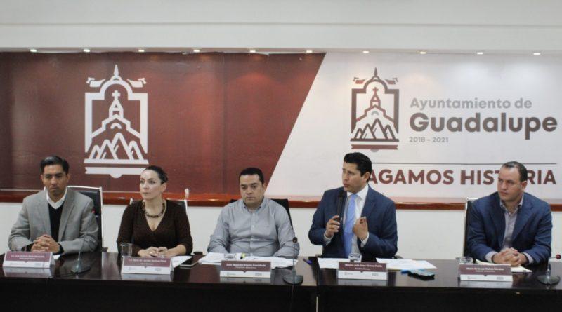 Austeridad da resultados en Guadalupe