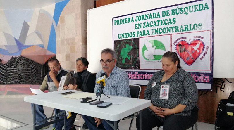 Colectivos de familiares de personas desaparecidas exigen ley, presupuesto y plan de búsqueda