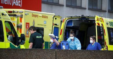 """l Reino Unido adopta medidas de emergencia """"sin precedentes"""" por la pandemia de coronavirus, que no se han activado desde la II Guerra Mundial"""