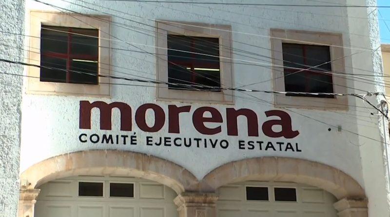 Callan morenistas en Zacatecas