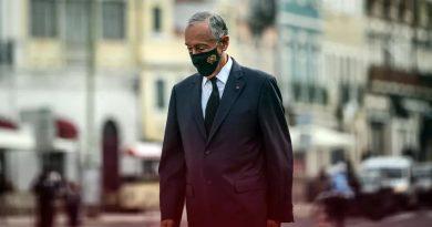 Rebelo de Sousa se prepara para una victoria en lo peor de la pandemia