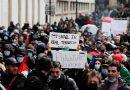 Protestas en Londres y Madrid de apoyo a los palestinos. En Paris hubo marcha pese a la prohibición de la policía
