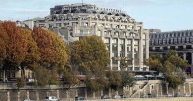 La famosa tienda La Samaritaine reabre sus puertas en París tras 16 años de renovación