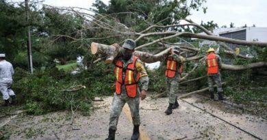 SHCP solicita aumentar a más de 9 mil mdp los recursos para atención de desastres en presupuesto 2022